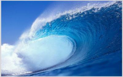 Swimming in A Blue Ocean